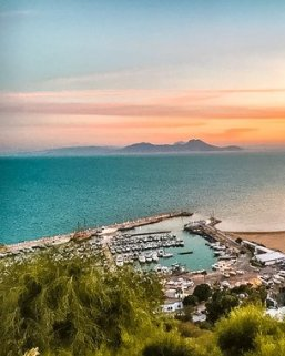 sidi bou said Tunisia photography
