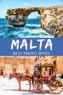 malta travel blog itinerary