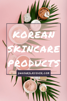 korean skincare shopping Seoul