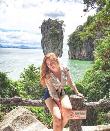 James Bond island Thailand bucket list destinations
