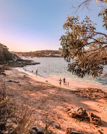 reef beach Sydney spit to manly walk