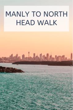 manly to north head walk Sydney