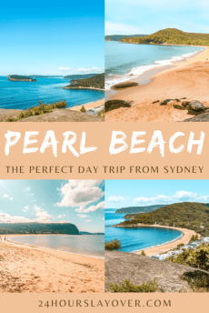 pearl beach to patonga