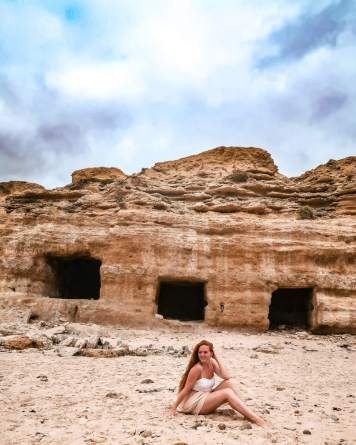 Adelaide beaches photography locations port willunga caves