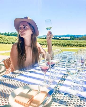 Adelaide hills photography locations cellar door vineyard