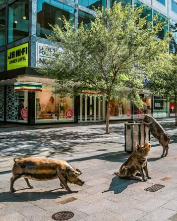 Adelaide CBD photography locations