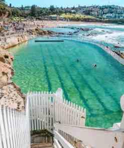 Bronte baths Sydney ocean pool