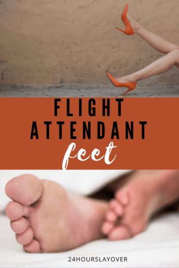flight attendant feet fetishes smells high heels