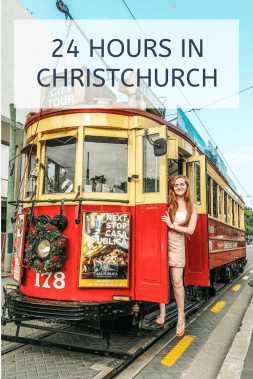 24 Hours in Christchurch
