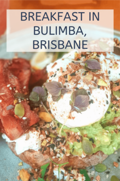 breakfast in bulimba Brisbane