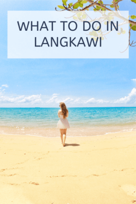 what to do in Langkawi