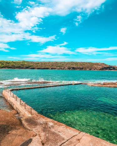 malabar rock pool Sydney