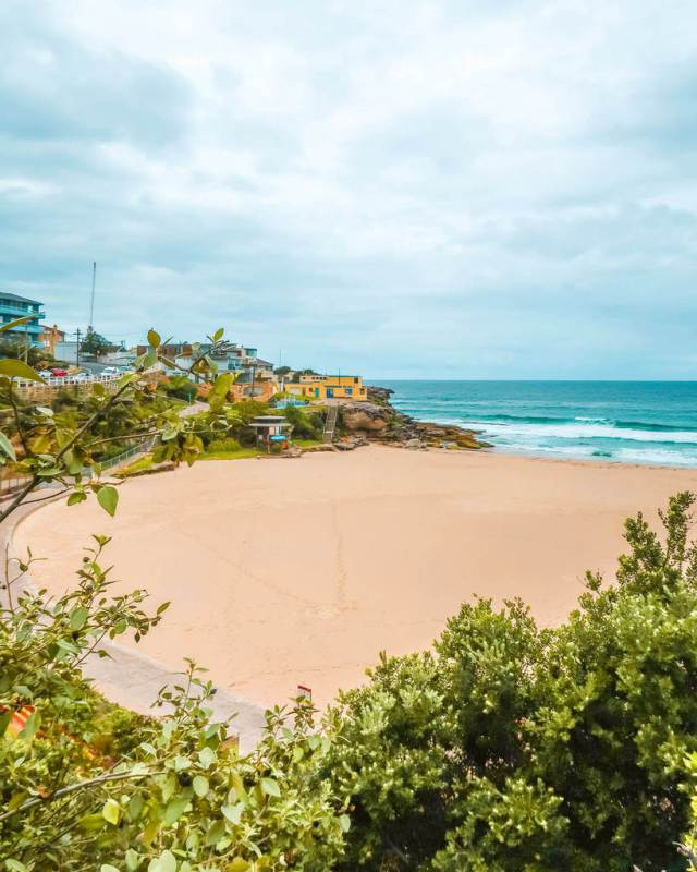 Tamarama beach bondi to Bronte walk