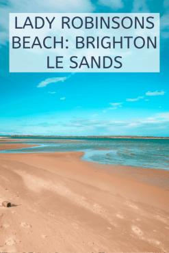 lady Robinsons beach Brighton le sands
