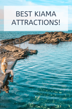 best kiama attractions