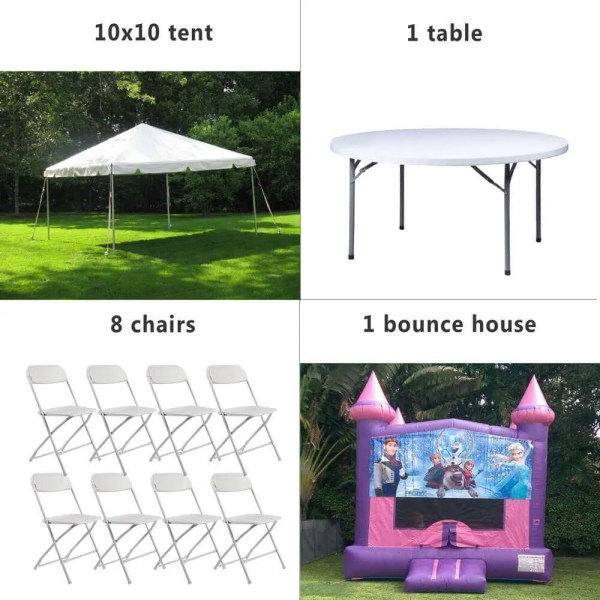 24 hours party rental packages #5