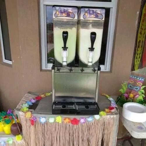double margarita machine