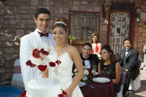 Party Rentals Miami planning a quinceañera