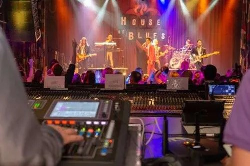 House of Blues-Live Band