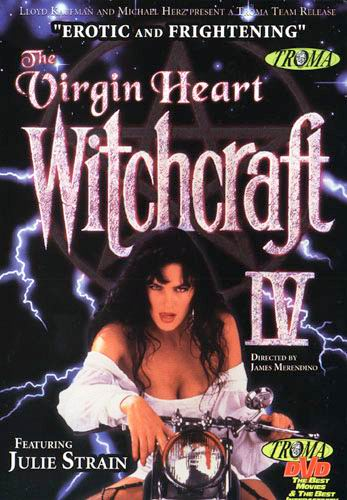 """To be honest, we chose this over Witchcraft III because of the motorcycle on the cover. I think we may have actually said, """"Whooooa, a motorcycle!"""""""