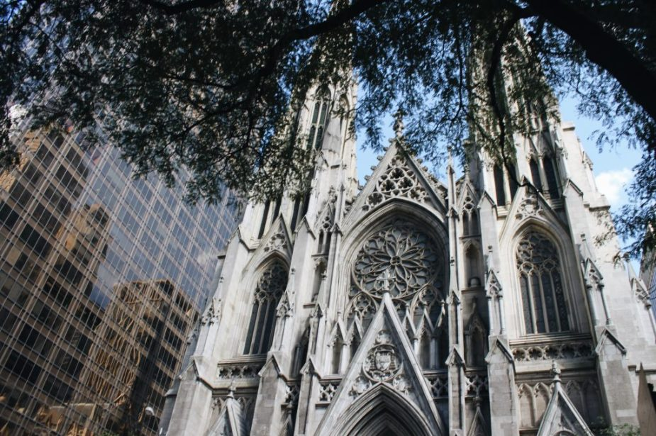 St Patrick Cathedral New York