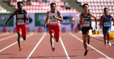 Larilah dan Jadilah Pemenang, Ayat bacaan: 1 Korintus 9:24