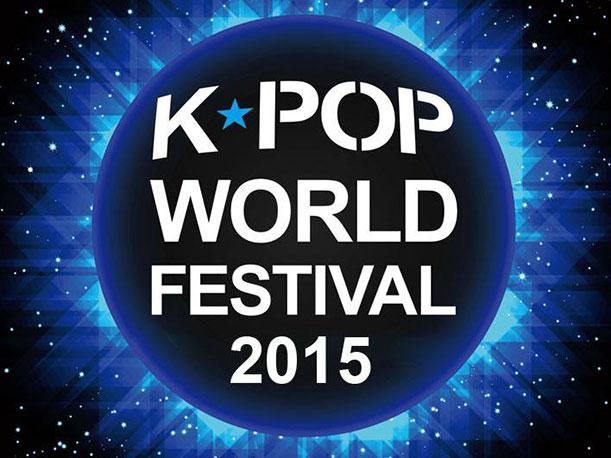 Kpop World Festival 2015