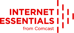 Internet Essentials Comcast logo