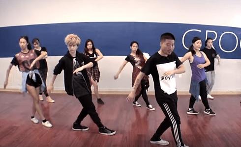 kpop dance class in san francisco bay area