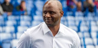 Patrick Vieira has found the 'perfect fit' at Crystal Palace and defines what his style of play is