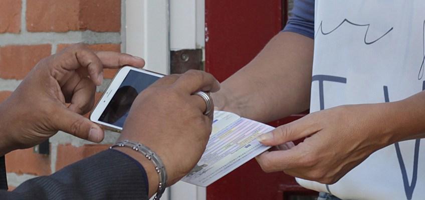 Gemeente houdt proef met thuisbezorging paspoort of identiteitskaart