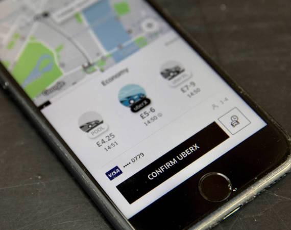 Boete van zes ton voor Uber na verzwijgen datalek
