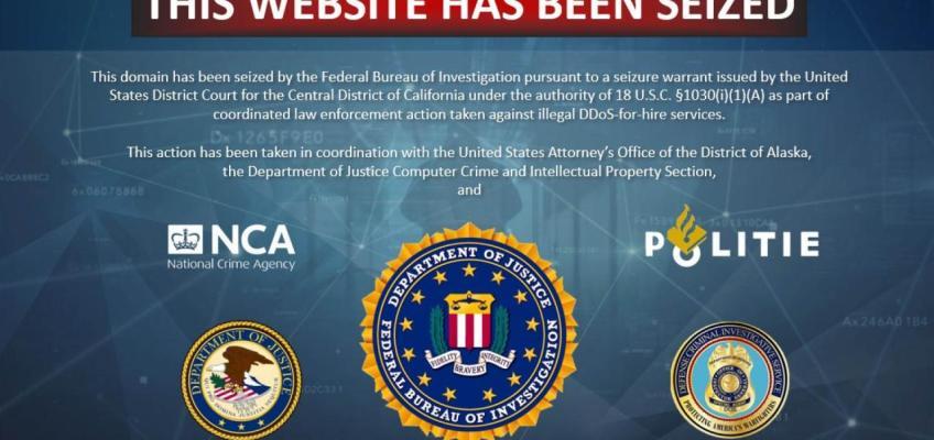 FBI en Nederlandse politie halen vijftien aanbieders DDoS-aanvallen offline