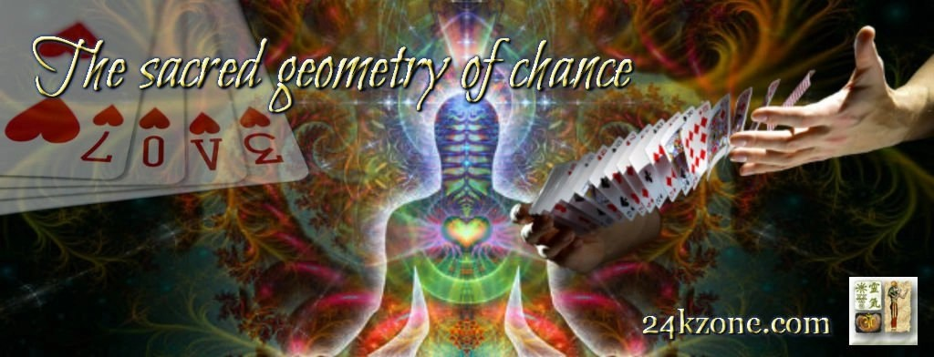 The Sacred Geometry of Chance