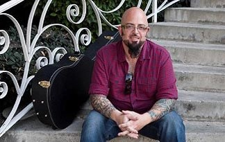 Cat behaviorist Jackson Galaxy
