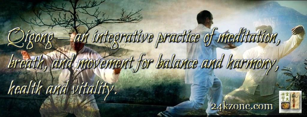 Qigong an integrative practice