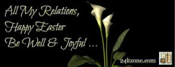 All My Relations Happy Easter