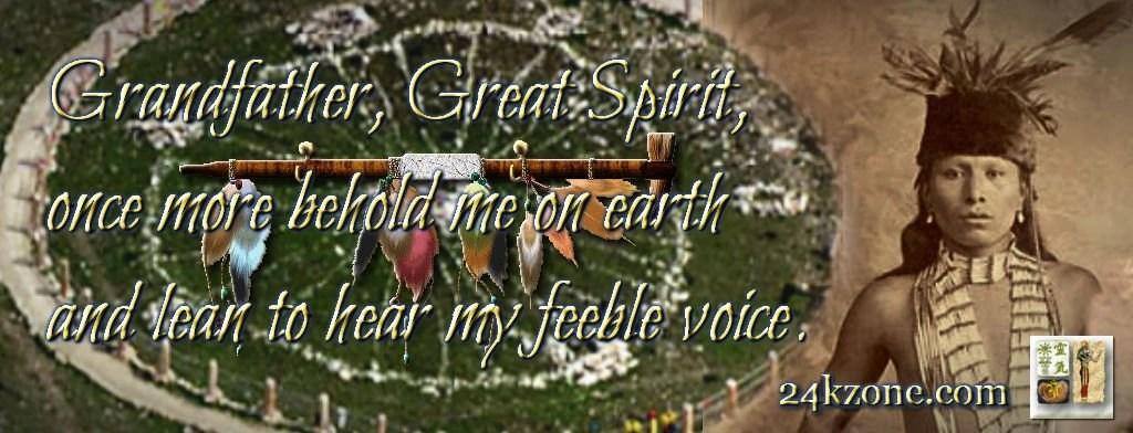 Grandfather Great Spirit