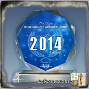 2014 Motivational and Self Improvement Training Award
