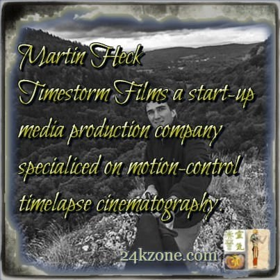 Martin Heck Timestorm Films