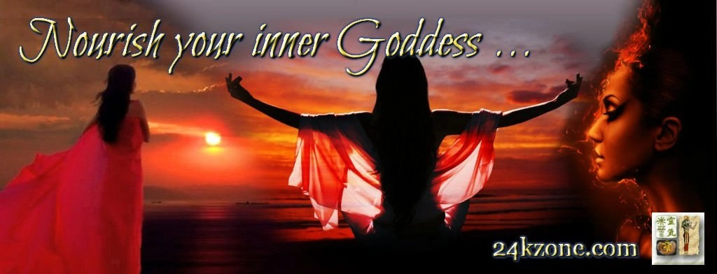 Nourish your inner Goddess
