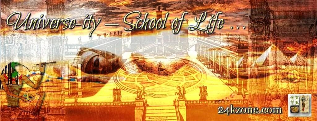 universe-ity - school of life