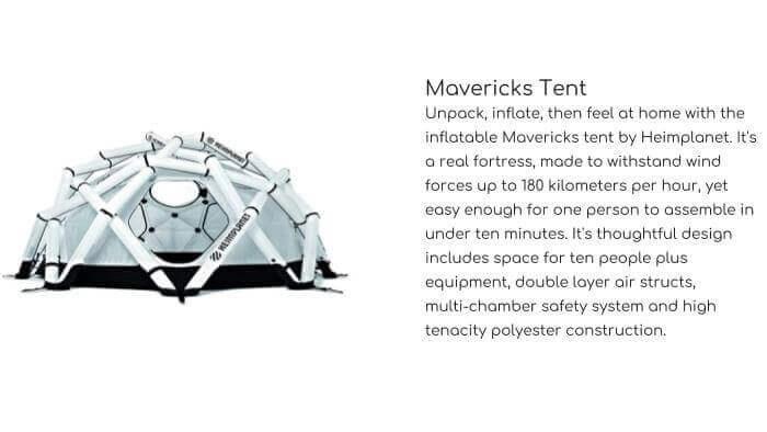 HEIMPLANET Mavericks Tent