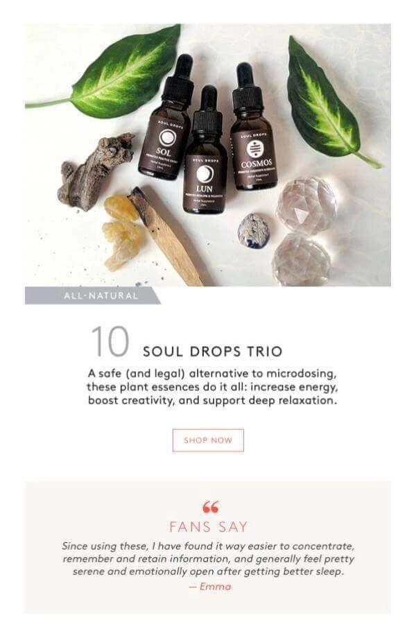 Soul Drops Trio