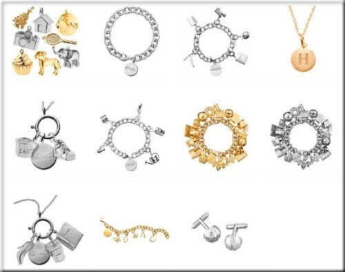 Show the world your values with Altruette's charms for charity.