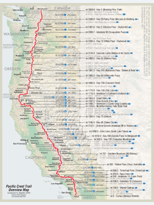 PCT Map