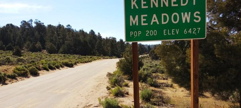 J 36/37 – 5 et 6 juin. Kennedy Meadows + repos