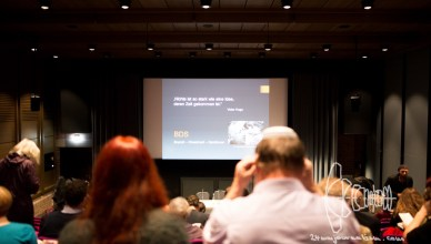 bds 110715 51 - BDS holds talk in municipal cultural center Gasteig