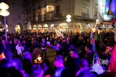Traditional Kurdish New Year Festivities in Munich