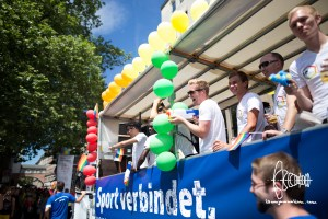 csd 20160709 2 - Christopher Street Day Parade 2016 in Munich